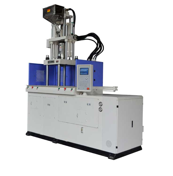 TY-850DS Double Slide Vertical injection molding machine