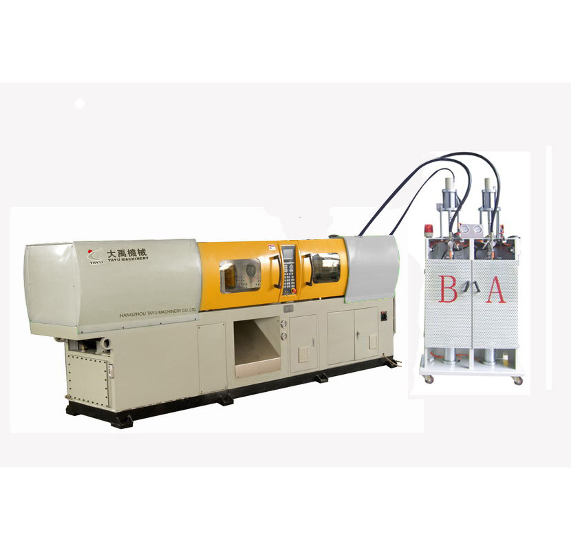 Horizontal Liquid silicone injection molding machine