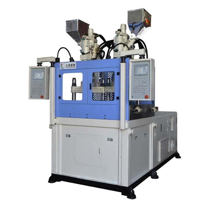 TY-850.2R.2C Two color Rotary injection molding machine