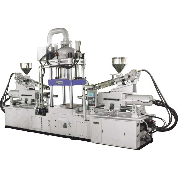 TK-3500.2C Large Two-color injection molding machine