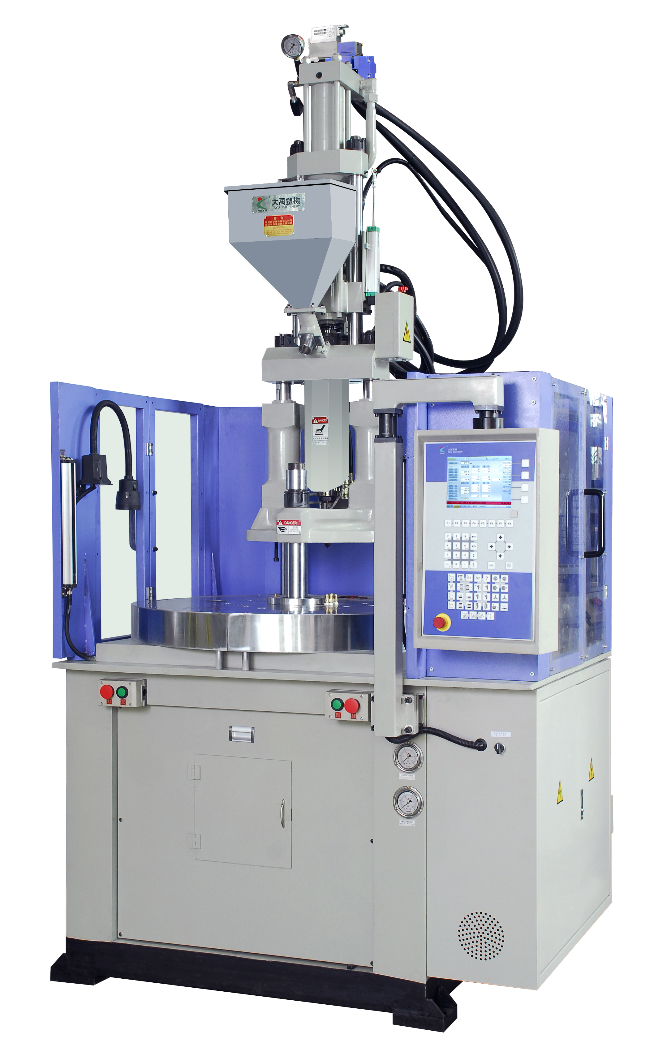 Injection Molding Machine Vertical Injection Molding