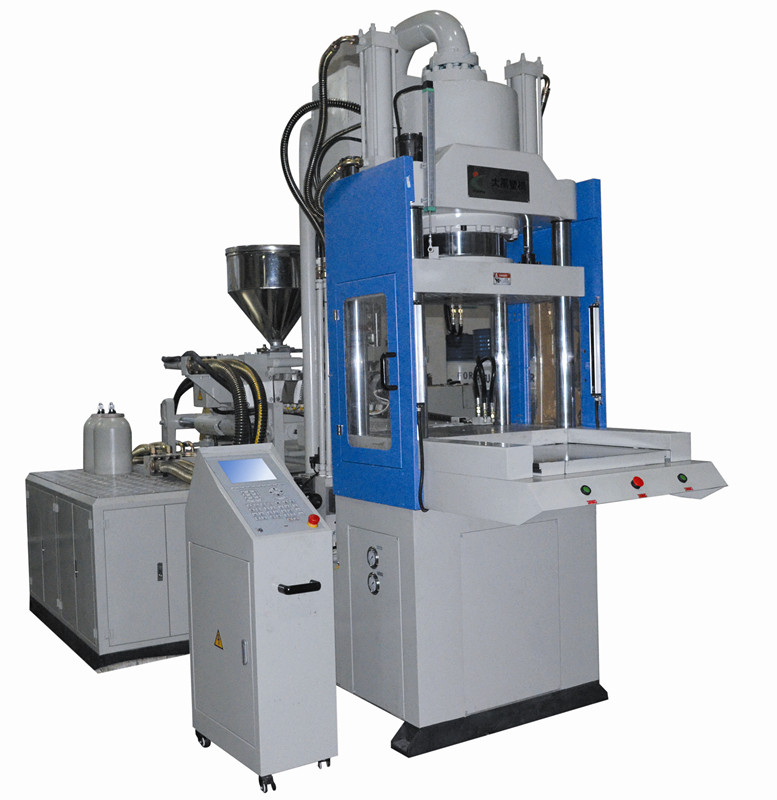 TK-1600S Vertical injection molding machine