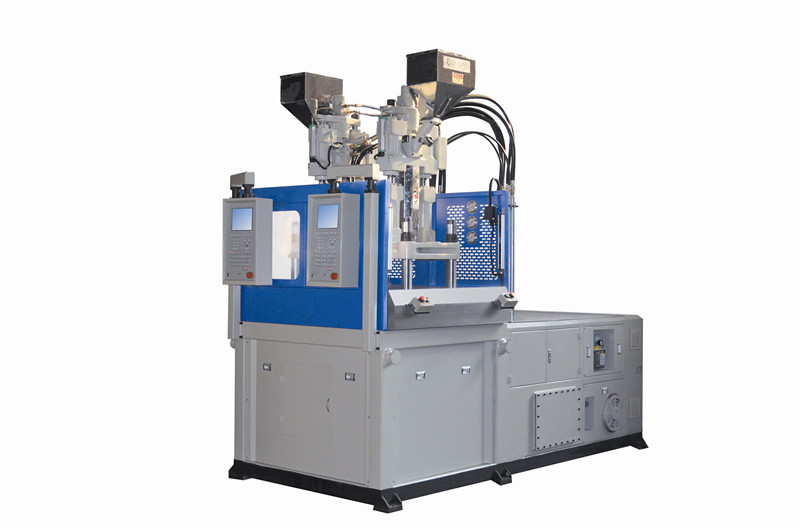 TY-850.2R.2C Vertical injection molding machine