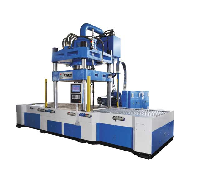 TK-3500DS vertical injection molding machine