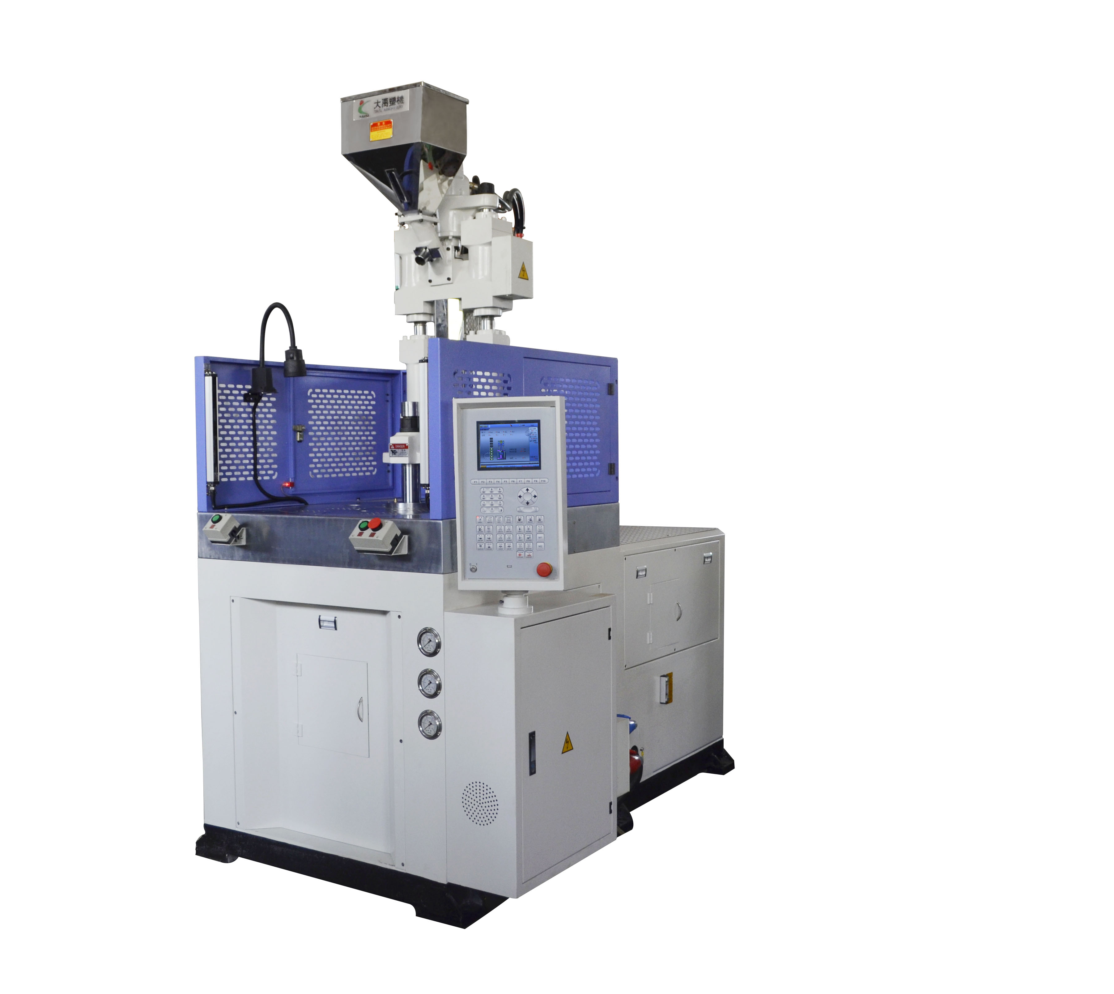 TY-550.2R Rotary injection molding machine