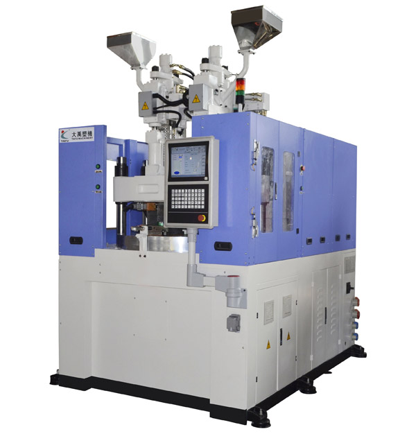 TY-850.3R.2C Two-color Rotary injection molding machine