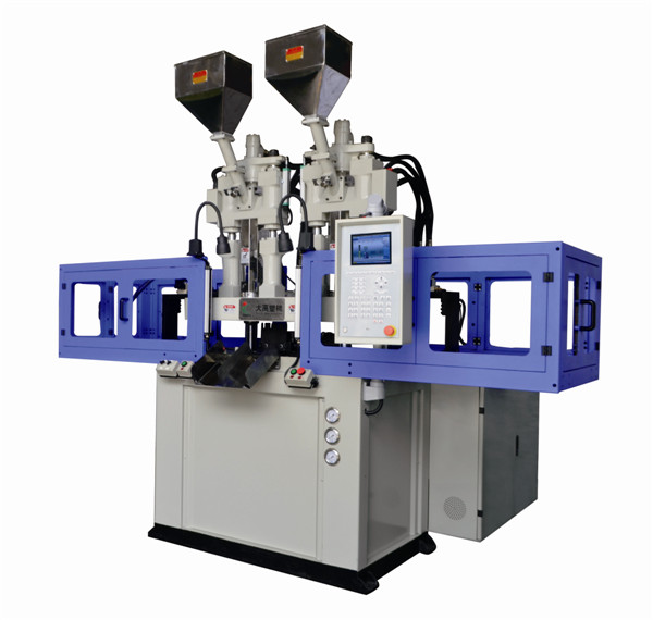 TY - 850.2C Two-color vertical injection molding machine