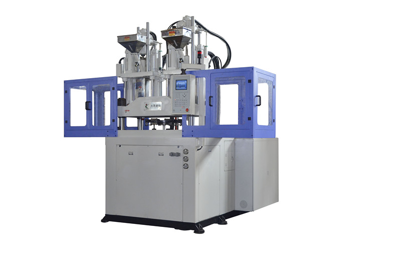 TY - 1200.2C double color injection molding machine